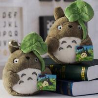 My Neighbor Totoro Plush Doll Bed Xmas Kids Ornament Birthday Sofa Stuffed Cute