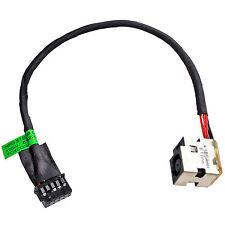 DC POWER JACK SOCKET HARNESS CABLE FOR HP dv6t-7000 CTO dv6z-7000 CTO dv6-7014nr