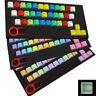 Bunte 37 Taste Kappenabdeckung ABS Ersatz Tastenkappen für Mechanische Tastatur