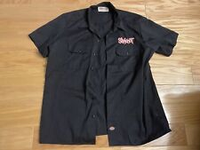 Vintage Slipknot Dickies Work shirt-Rare/99/XL