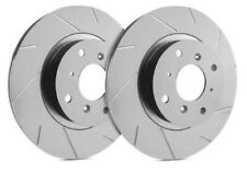 SP Performance Slotted FRONT Brake Rotor Pair 320mm - A4, A5, Q5, S4 (T01-406)