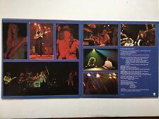 Bob Seger & the Silver Bullet Band  LIVE BULLET 1976 gatefold 2 vinyl LPs NM/M