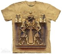New The Mountain Egyptian Immortal Combat T Shirt