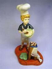 ROYAL DOULTON FIGURINE COOKING COLLECTION HEAD CHEF CHRISTOPHER ROBIN WP99 NIB