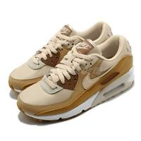 Nike Wmns Air Max 90 Caramel Oatmeal Beige White Women Casual Shoes CZ3950-101