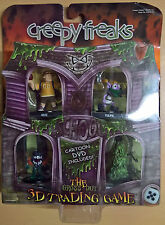 Wizkids Creepy Freaks - School Starter #1 Box (MIB)