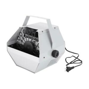 Automatic Bubble Machine Make For DJ Party Kids Silver