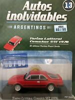 IKA Torino Lutteral Comahue SST 1978 Diecast 1:43 Argentina Modern Cars 80/90