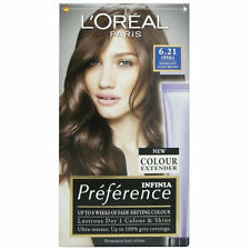 L'Oreal Recital Preference 6.21 Opera Cool Irridescent Very Light Brown