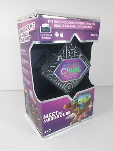 Merge Cube Hold Holograms in Your Hand Virtual Game Toy for IOS Android Tablet