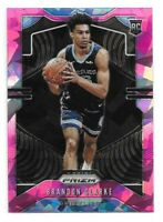 Brandon Clarke Rookie Card 2019-20 Prizm PINK Prizm #266 Memphis Grizzlies RC