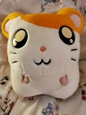 "10"" Hasbro Hamtaro Plush Stuffed Ham Ham Doll Hamster Mouse Kawaii 2002"