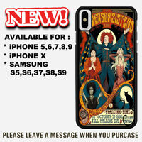 Hocus Pocus Sanderson Sister Halloween Costum for iPhone and Samsung Galaxy Case