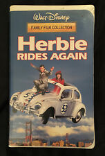 Disney's Herbie Rides Again (VHS, 1996)