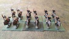15mm Greek Light cavalry (Painted)