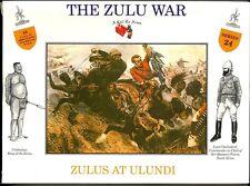 A Call To Arms Plastic 1/32 Zulu War: Zulus at Ulundi Series 24 NEW in Box!