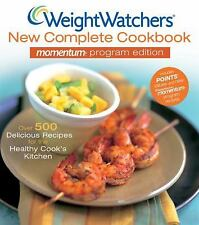 NEW - Weight Watchers New Complete Cookbook Momentum Program Edition