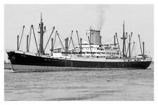 mc3485 - Elder Dempster Cargo Ship - Mano ex Menelaus - photo 6x4