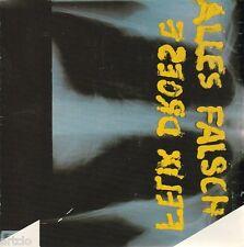 Felix Droese -  ALLES FALSCH - Objekte - 1990 - limité à 75 ex. -   Signed !