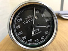 SMITH TYPE SPEEDOMETER 0-120 MPH BSA TRIUMPH NORTON AJS MATCHLESS ROYAL ENFIELD