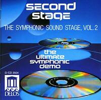 Second Stage, Vol.2 [IMPORT] [CD]