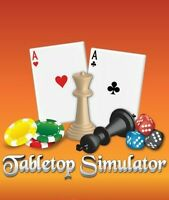 TABLETOP SIMULATOR - Steam Game Key! Fast delivery! BIG SALE