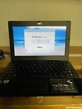 ASUS Netbook Eee 32 bit operating system window 7 1018p