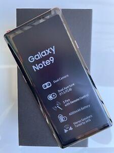 Samsung Galaxy Note9 SM-N960 - 128GB - Lavender Purple (Unlocked) (Dual SIM)