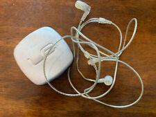 Ultimate Ears Super.Fi 5 Noise Isolating Earphones - Clear. First Gen. EUC.