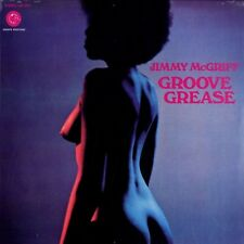 JIMMY McGRIFF Groove Grease GROOVE MERCHANT Sealed Vinyl Record LP