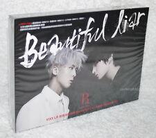 Vixx LR Mini Album Beautiful Liar 2015 Taiwan Ltd CD+DVD+paper doll+Card+sticker