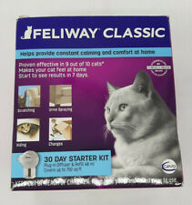 Feliway Classic Defuser for Cats (Diffuser and 48 ml Vial)