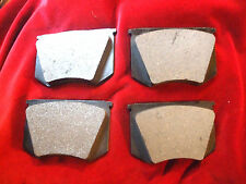TRIUMPH TR3a TR3 TR4   FRONT BRAKE PADS   (1958 -62 Only)  ** See Picutre **