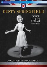 Dusty Springfield Once Upon a Time - 1964-1969 5036369816193 DVD Region 2