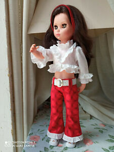 NO BAMBOLA -Vêtement FAIT MAIN pour poupée FURGA Alta moda ou similaire