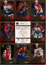 2008-09 OPC O-Pee Chee Metal Florida Panthers Complete Team Set (27)