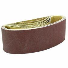 Sanding Belts 75mm x 480mm . Elu MHB157/e, MHB158/e Sanders (Select Grit & QTY)
