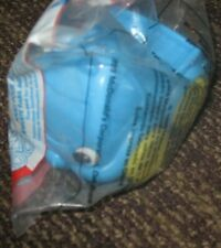 1999 Fisher Price McDonalds Happy Meal Under 3 Toy - Blue Truck