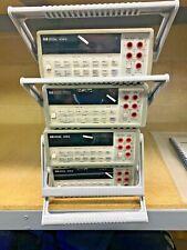 HP AGILENT KEYSIGHT 34401A 6.5 DIGITAL BENCHTOP  MULTIMETER