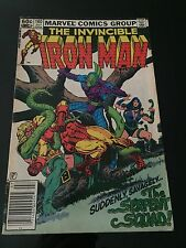 Marvel The Invincible Ironman Vol 1 #160