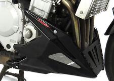 SUZUKI GSF650A BANDIT / GSF1250 BANDIT BLACK - SILVER MESH BELLY PAN