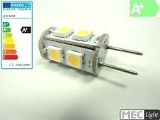 G6,35/GY6,35 LED Stiftsockel-Zylinder - 9x 3-Chip-SMDs - warm-weiß