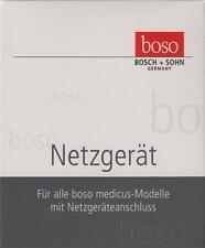 boso Netzgerät für alle boso medicus Modelle - neu & OVP v. med. Fachhändler