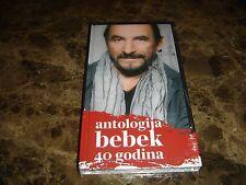 Željko Bebek - Antologija Bebek 40 godina (4 x CD)