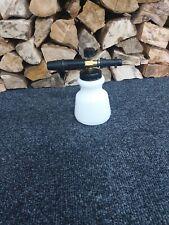 The Detailing Shack Snow Foam Lance-Cannon Choice Of Adaptors, Karcher, Bosch...