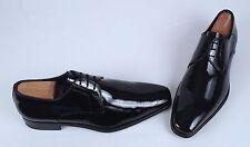 Magnanni 'Dante' Oxford - Black Patent- Size 10 M $325  (C25)