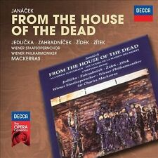 Decca Opera: Janacek: From The House Of The Dead [2 CD], New Music