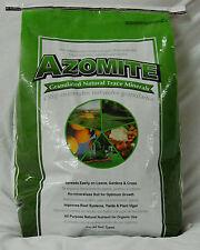 Azomite Granular 2 LB Organic Trace Mineral lawn Garden Natural Soil Nutrients