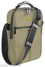 "Trust 16962 Vertico 10"" Netbook Notebook Beige Carry Case Shoulder Strap"