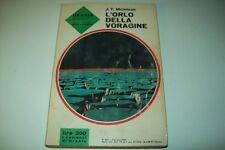 URANIA MONDADORI-N. 387-J.T.MCINTOSH-L'ORLO DELLA VORAGINE-6 GIUGNO 1965